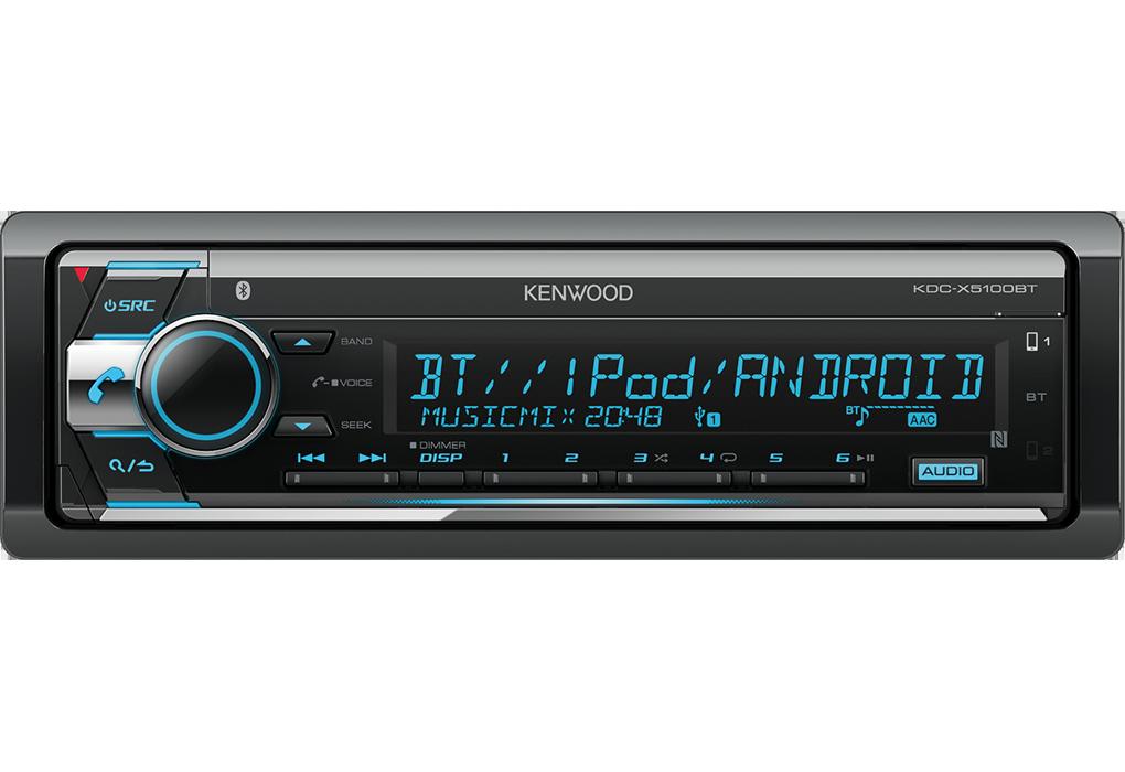 KDC-X5100 BT