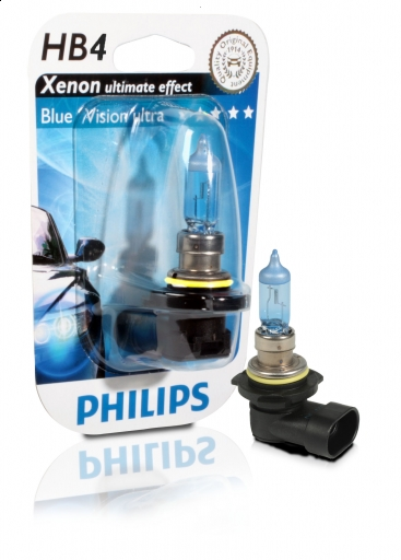 PHILIPS BLUE VISION HB4